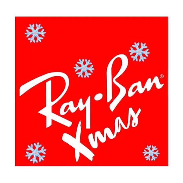 RayBan Xmas Gift Idea