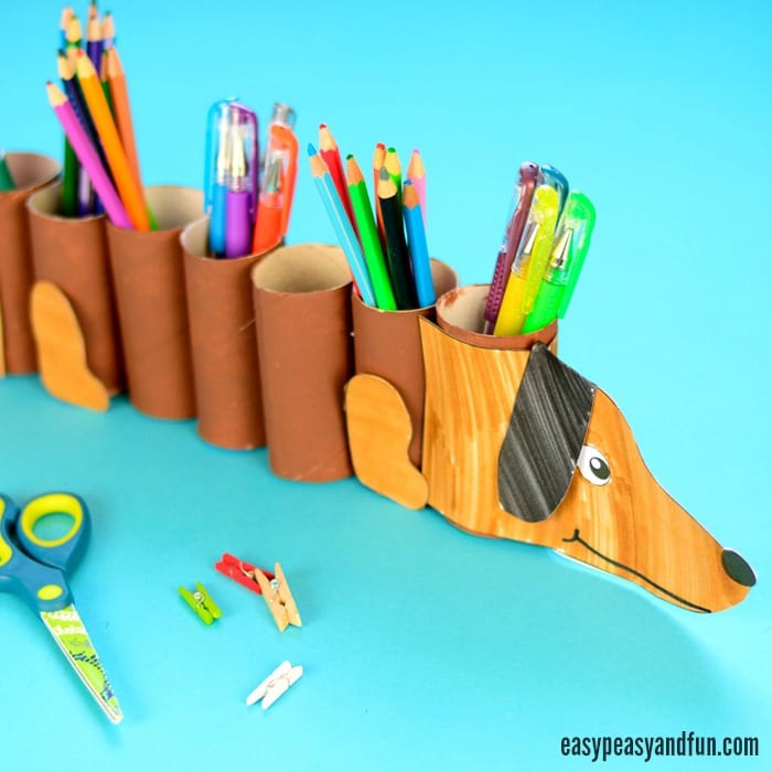 Dog Pencil Holder