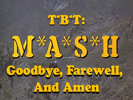 TBT: Saying Goodbye and Farewell to M*A*S*H