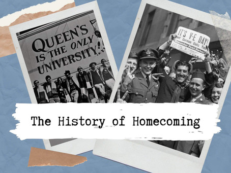 "A Brief History of ""Homecoming"""