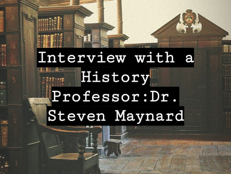Interview with a History Professor