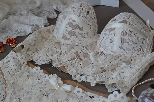 Белье невесты Берта