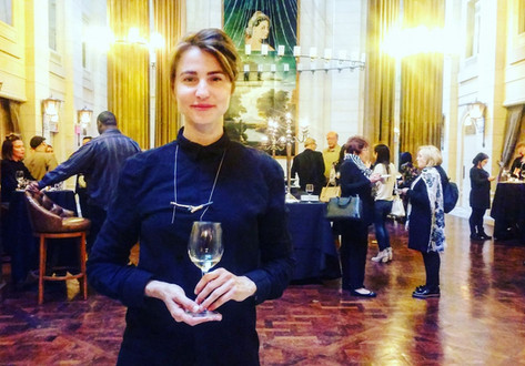 Toronto Israeli wine tasting at windsor palace