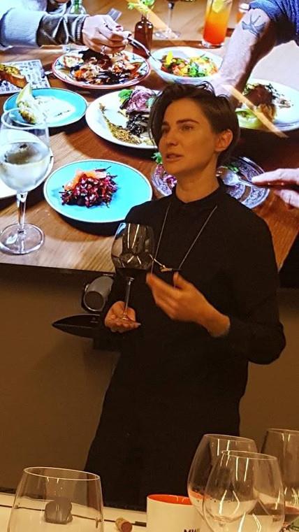 NY Israeli wine tasting