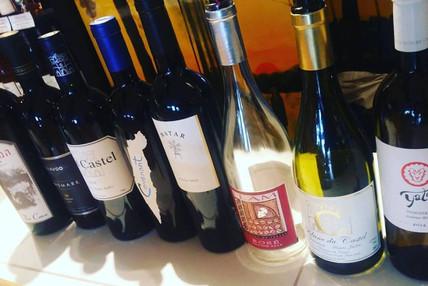 Fabulous Israli wines