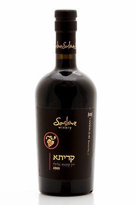 יין בסגנון פורט של יקב ססלוב