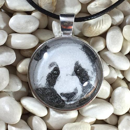 Panda Too Necklace