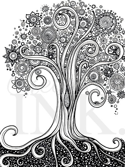 Wonderous World, Tree