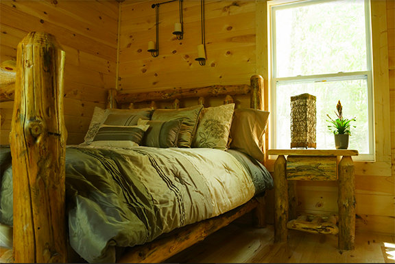 Cozy Treehouse Cabins