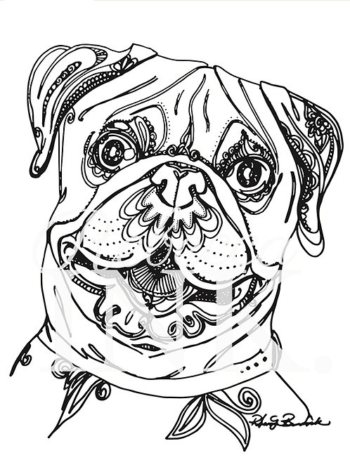 Dogs, Pug