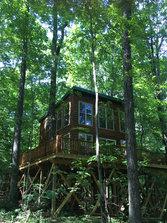 Sidney Nook Treehouse
