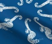 Seahorse Fabric Collection