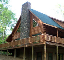 Corban Cabin Getaways luxury cabin, Sieri Glen in Hocking Hills Ohio is available for you to rent!