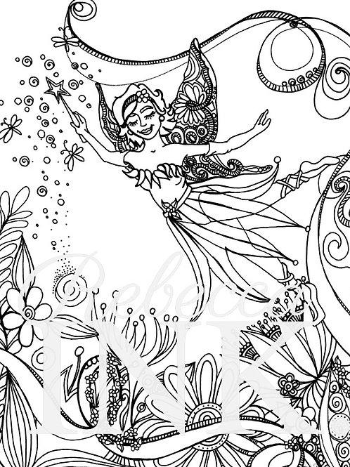 Mythical Creatures, Fairy