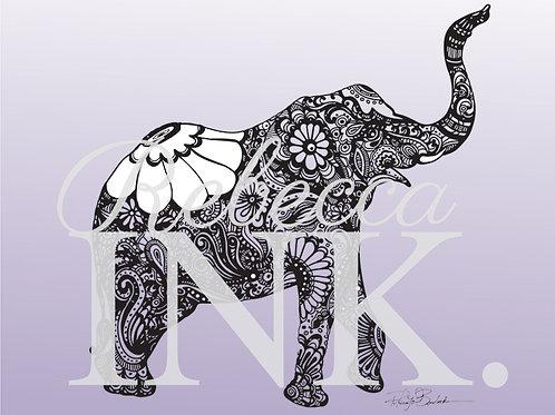 Lavender Elephant