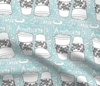 Love it A Latte Fabric Collection
