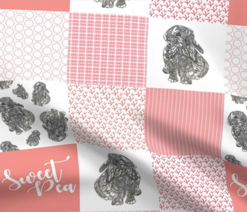 Sweet Pea Fabric Collection