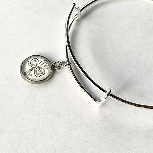 Irish Charm bracelet.