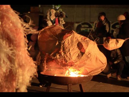 Feuer & Ei Ritual