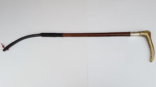 A014 Swaine Adeney Man's Hunting Whip