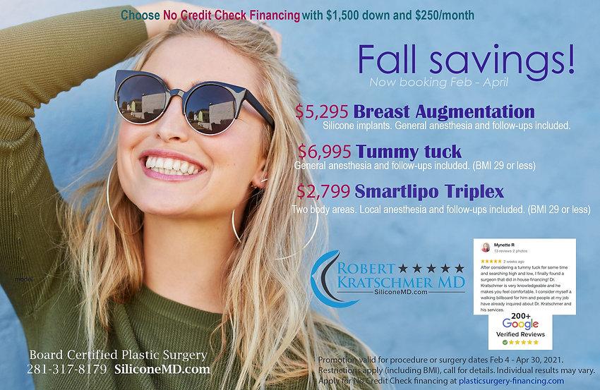 tummy tuck special smartlipo 360