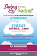 SDBC will be at the Swing Into Spring Shopping Extravaganza at the River Cree Casino!