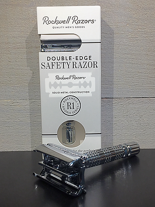 Double Edge Safety Razor, Rockwell, R1