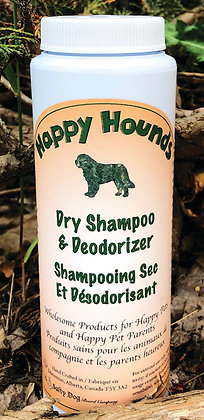 Dry Shampoo & Deodorizer, 170g / 6oz