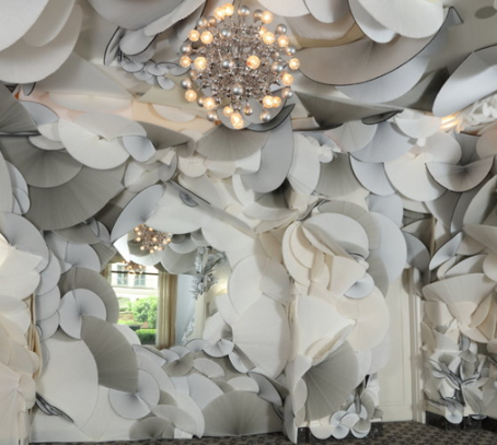 Claire Chambless – The feminine experience through textile installations