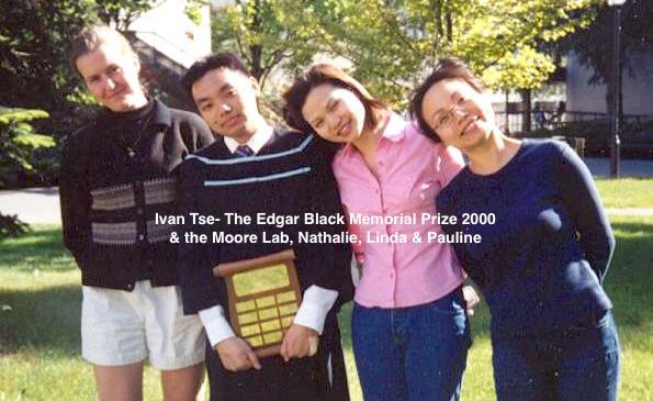 2000 Grad Award - Ivan