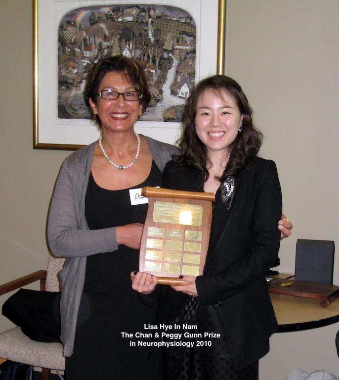 2010 Awards Lisa