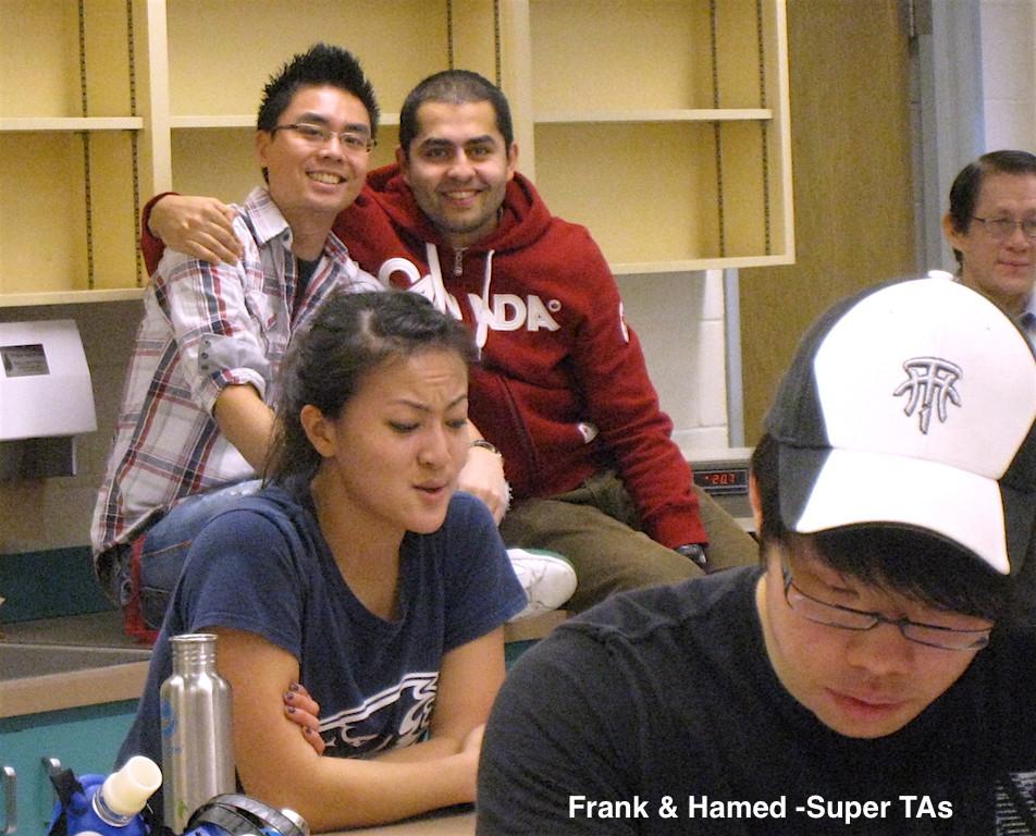 2007 Super TAs Frank & Hamed