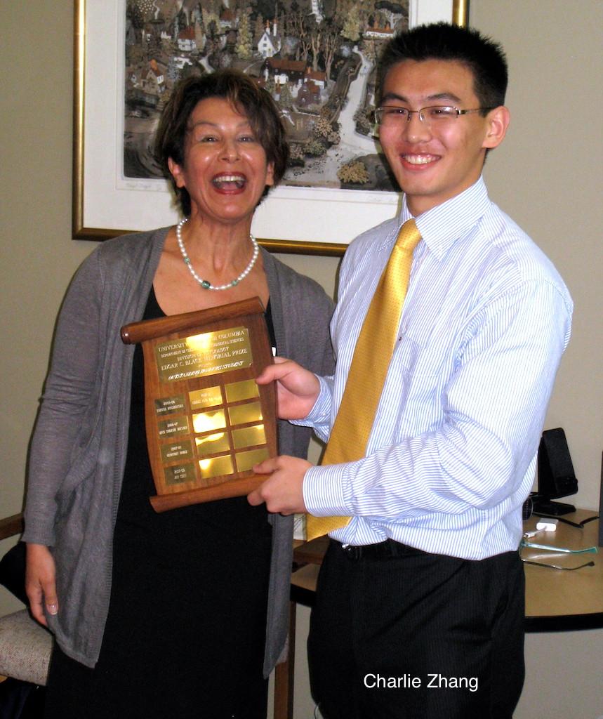 2010 Awards Charlie