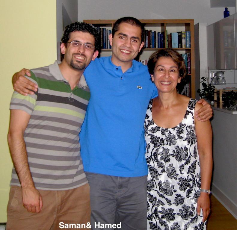 Saman & Hamed