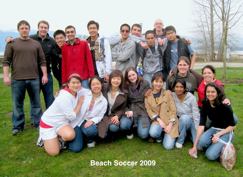 2007 Beach Soccer Day