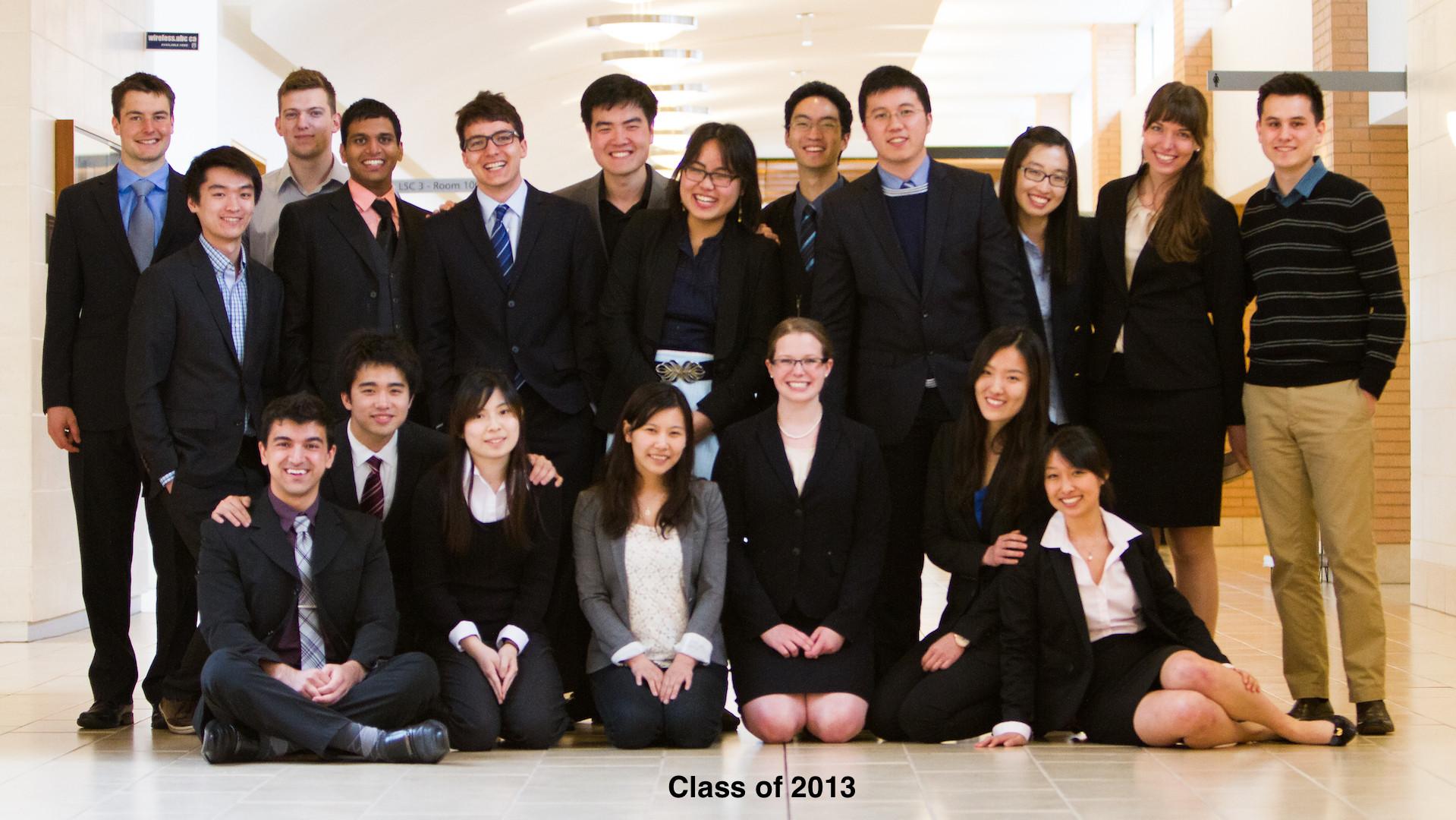 2012 Graduating Essay