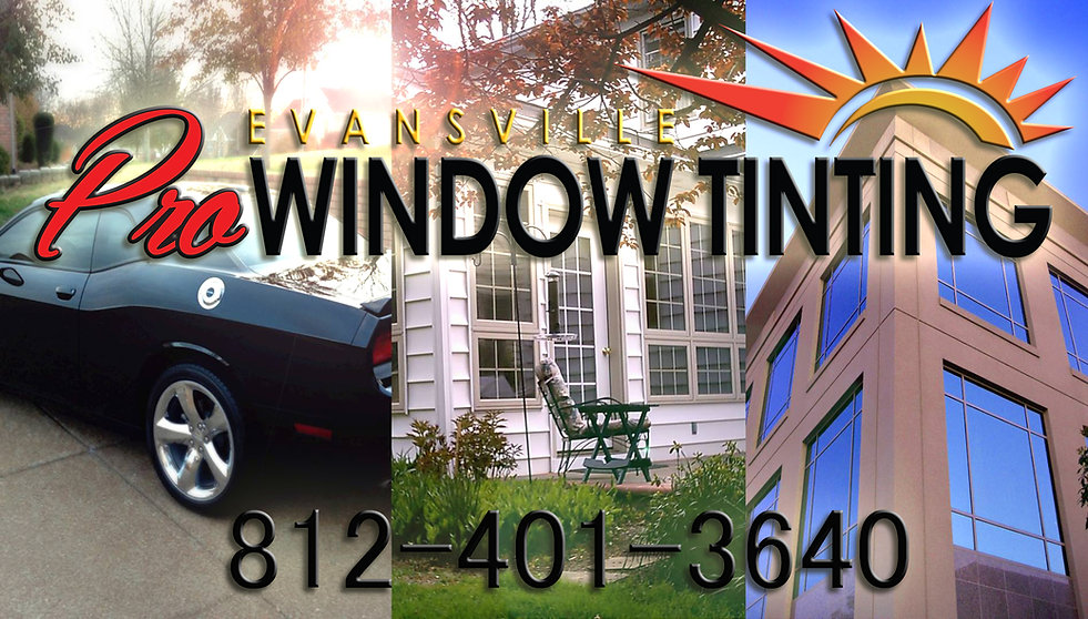 window tinting evansville, evansville window tinting
