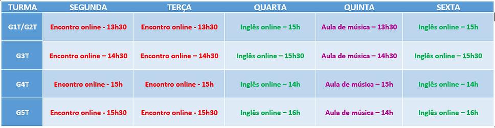Calendário Online_Presencial ABR21_tarde