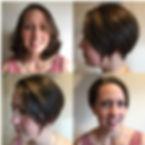 pixie crop cut, undercut, razor cut, short womens haircut, versatile styling, textured, oval face shape