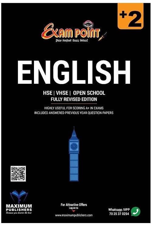Plus Two English Kerala Syllabus ( HSE , VHSE ,OPEN SCHOOL )