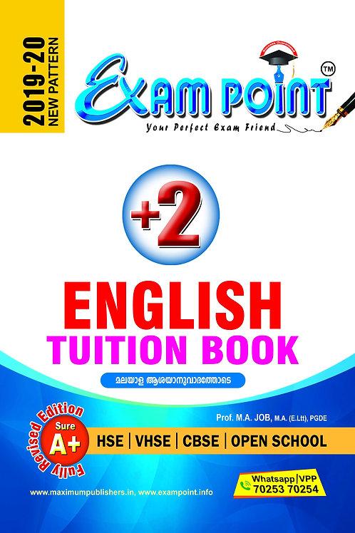 Plus Two English Tuition Book Kerala Syllabus ( HSE , VHSE ,OPEN SCHOOL )