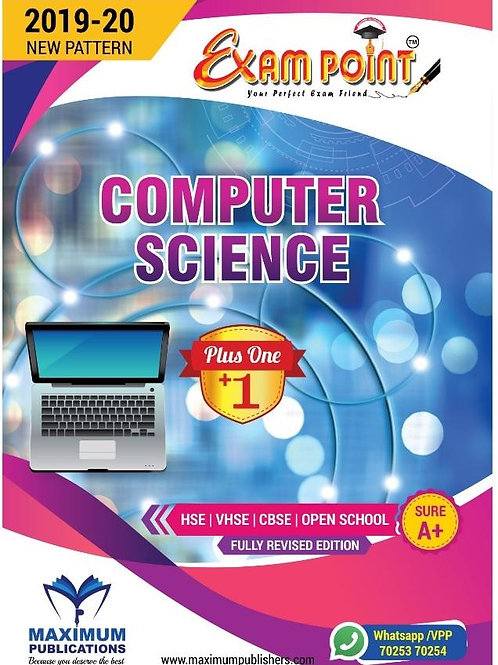 Plus One Computer Science  Kerala Syllabus ( HSE , VHSE ,OPEN SCHOOL )