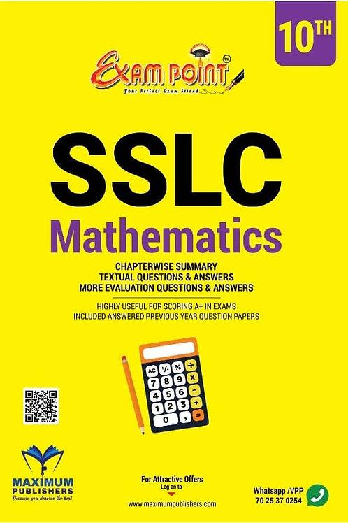 SSLC MATHEMATICS For Kerala Syllabus