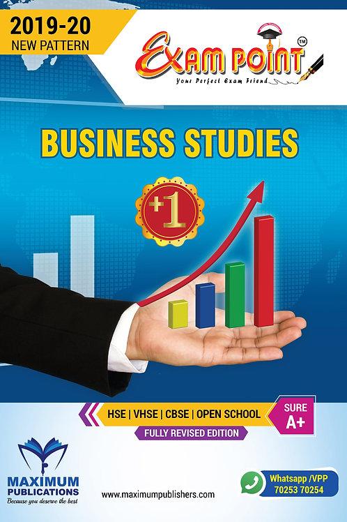 Plus One Business Studies Kerala Syllabus ( HSE , VHSE ,OPEN SCHOOL )