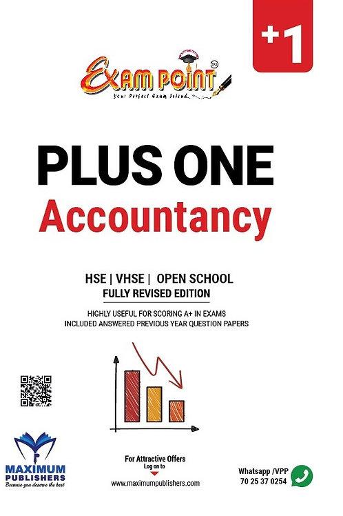Plus One Accountancy Kerala Syllabus ( HSE , VHSE ,OPEN SCHOOL )