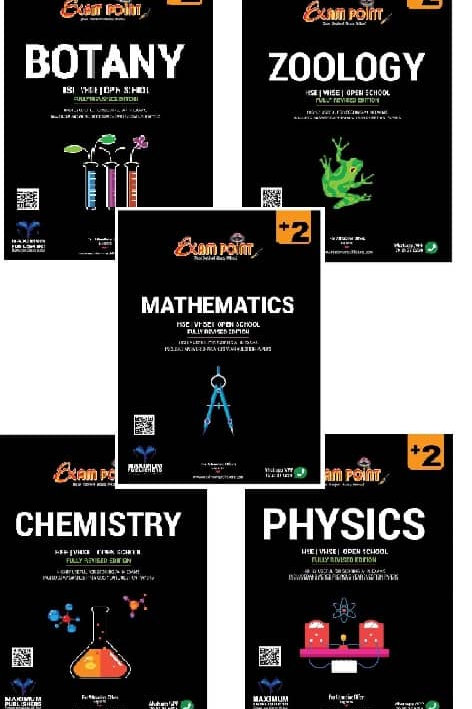 PLUS  TWO BIOSCIENCE (Physics, Chemistry, Mathematics, Biology )