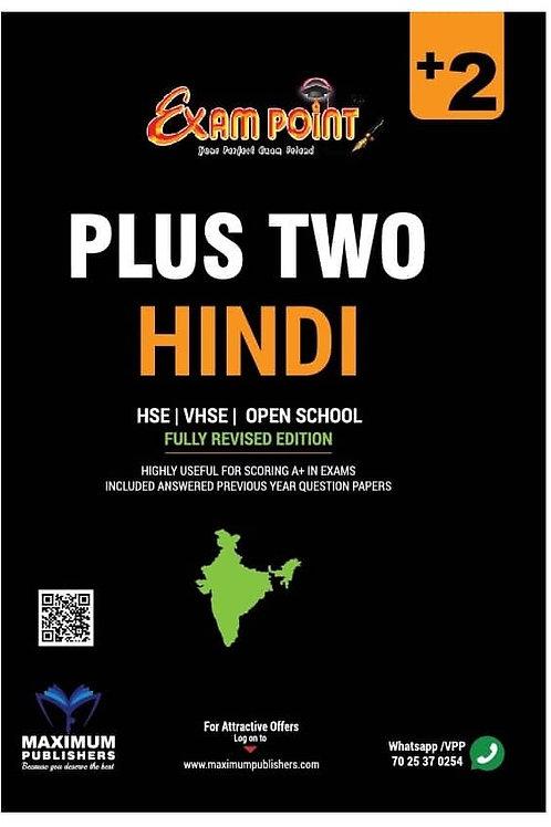 Plus Two Hindi Kerala Syllabus ( HSE , VHSE ,OPEN SCHOOL )