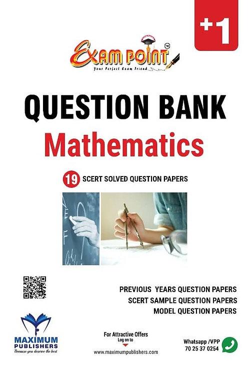 PLUS ONE MATHEMATICS QUESTION BANK (KERALA SYLLABUS)