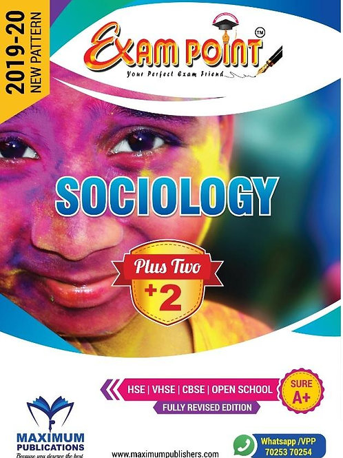Plus Two Sociology Kerala Syllabus ( HSE , VHSE ,OPEN SCHOOL )