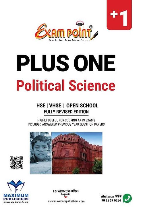 Plus One Political Science Kerala Syllabus ( HSE , VHSE ,OPEN SCHOOL )